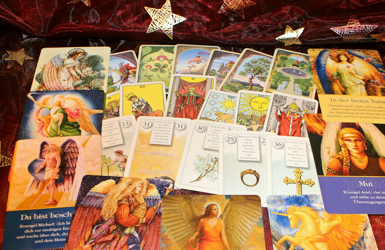 Tarot Cards used for Fortune Telling